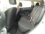 2012 Nissan Rogue S Special Edition AWD Rear Seat