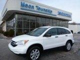 2011 Taffeta White Honda CR-V SE 4WD #76928898