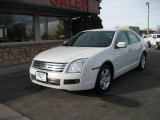 2008 Ford Fusion SE V6 Data, Info and Specs