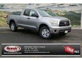 2013 Silver Sky Metallic Toyota Tundra Double Cab 4x4 #76928650