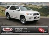 2013 Blizzard White Pearl Toyota 4Runner SR5 4x4 #76928636