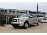 2010 Ingot Silver Metallic Ford F150 Lariat SuperCrew #76928992
