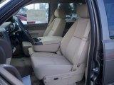 2013 Chevrolet Silverado 1500 LT Crew Cab 4x4 Light Cashmere/Dark Cashmere Interior