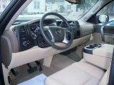 2013 Chevrolet Silverado 1500 LT Crew Cab 4x4 Dashboard