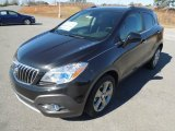 2013 Carbon Black Metallic Buick Encore Leather #76929109
