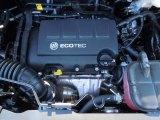 2013 Buick Encore Leather 1.4 Liter ECOTEC Turbocharged DOHC 16-Valve VVT 4 Cylinder Engine