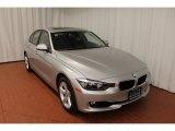 2013 Glacier Silver Metallic BMW 3 Series 328i xDrive Sedan #76928729