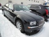 2008 Brilliant Black Crystal Pearl Chrysler 300 C HEMI AWD #76929306