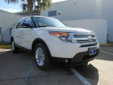 2011 White Suede Ford Explorer XLT #76929189