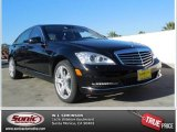 2013 Black Mercedes-Benz S 550 Sedan #76928836