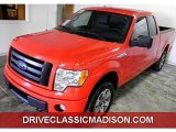 2011 Race Red Ford F150 STX SuperCab 4x4 #76929079