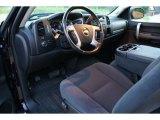 2008 Chevrolet Silverado 1500 LT Extended Cab Ebony Interior