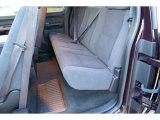 2008 Chevrolet Silverado 1500 LT Extended Cab Rear Seat