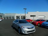 2013 Classic Silver Metallic Toyota Camry XLE #76987929