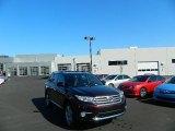 2013 Sizzling Crimson Mica Toyota Highlander Limited #76987927