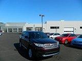 2013 Sizzling Crimson Mica Toyota Highlander V6 #76987925