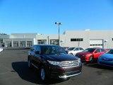 2013 Sizzling Crimson Mica Toyota Highlander V6 #76987924