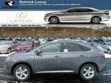 2013 Nebula Gray Pearl Lexus RX 350 AWD #76987380
