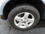 Volkswagen Touareg 2007 Wheels and Tires