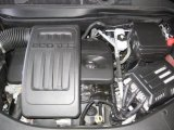 2010 Chevrolet Equinox LT 2.4 Liter DOHC 16-Valve VVT 4 Cylinder Engine
