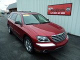 2004 Inferno Red Pearl Chrysler Pacifica AWD #76987917