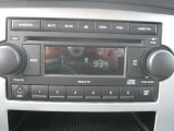 2008 Dodge Ram 1500 SLT Quad Cab 4x4 Audio System