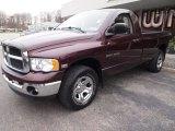 2005 Dodge Ram 1500 Deep Molten Red Pearl
