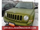 2012 Rescue Green Metallic Jeep Patriot Sport 4x4 #76987587