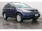 2010 Royal Blue Pearl Honda CR-V EX #76987363
