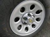 2013 Chevrolet Silverado 1500 Work Truck Regular Cab Wheel