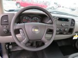 2013 Chevrolet Silverado 1500 Work Truck Regular Cab Dashboard