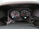 2013 Chevrolet Silverado 1500 Work Truck Regular Cab Gauges