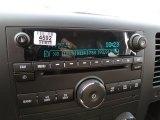 2013 Chevrolet Silverado 1500 LS Extended Cab Audio System