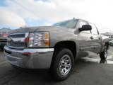 Graystone Metallic Chevrolet Silverado 1500 in 2013