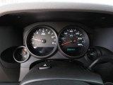 2013 Chevrolet Silverado 1500 LS Crew Cab Gauges