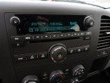2013 Chevrolet Silverado 1500 LS Crew Cab Audio System