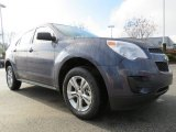 2013 Atlantis Blue Metallic Chevrolet Equinox LS #76987451