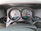 2013 Chevrolet Silverado 1500 LS Extended Cab Gauges