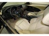 2009 BMW 6 Series Interiors