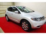 2012 Brilliant Silver Nissan Murano LE Platinum Edition #76987319