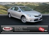 2013 Classic Silver Metallic Toyota Camry Hybrid XLE #76987119