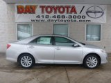 2013 Classic Silver Metallic Toyota Camry XLE #76987218
