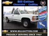 1998 White Chevrolet C/K 2500 C2500 Regular Cab #76987768