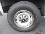 Chevrolet C/K 2500 Wheels and Tires