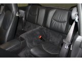 2007 Porsche 911 Carrera 4S Coupe Rear Seat