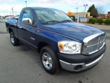 2008 Dodge Ram 1500 SXT Regular Cab Data, Info and Specs