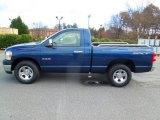 2008 Dodge Ram 1500 Patriot Blue Pearl
