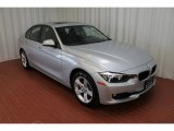 2013 Glacier Silver Metallic BMW 3 Series 328i xDrive Sedan #76987212