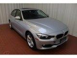2013 Glacier Silver Metallic BMW 3 Series 328i xDrive Sedan #76987210