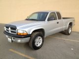 2003 Bright Silver Metallic Dodge Dakota Sport Club Cab 4x4 #76987209